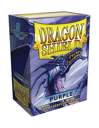 Protectores Dragon Shield Purpura  (100)