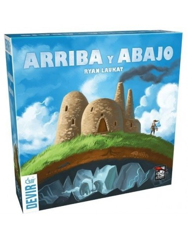 Arriba y Abajo - Above and Below