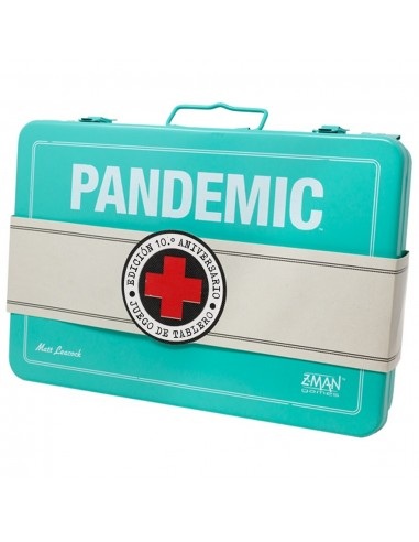 Pandemic: 10mo Aniversario