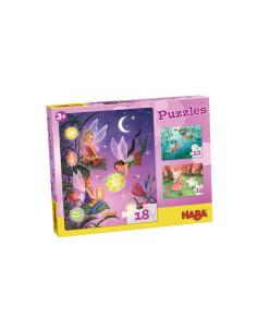 Puzzles - Hadas Caja