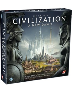 Sid Meier's Civilization: A New Dawn - Box
