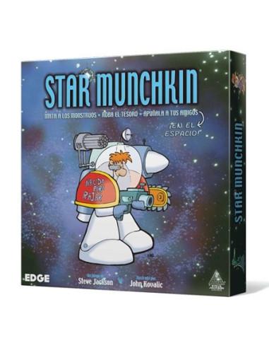 Star Munchkin Segunda Edición Caja