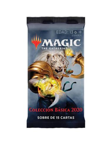 Colección Básica 2020 Sobre - Magic...