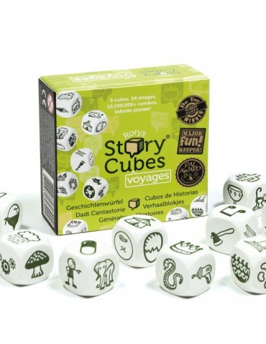 Rory's Story Cubes: Voyages caja