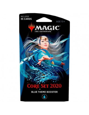 Blue Theme Booster -  Core Set 2020