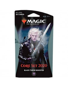 Black Theme Booster -  Core Set 2020