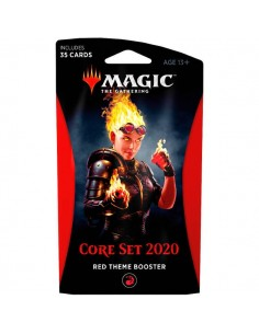 Red Theme Booster -  Core Set 2020