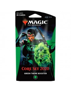 Green Theme Booster -  Core Set 2020