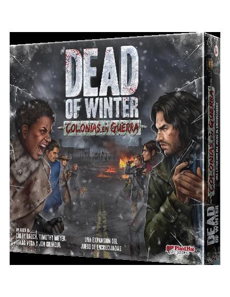 Dead of Winter: Colonias en Guerra - Expansión caja