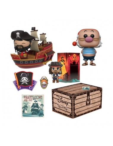 Disney Treasures: Pirates Cove Box