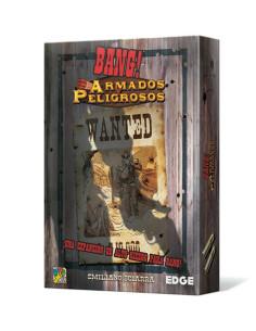 Bang! Armados y Peligrosos la caja