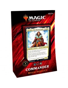 Mazo Commander 2019 Mystic Intellect - Red