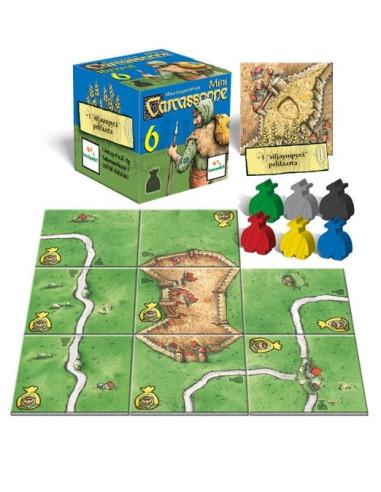 Carcassonne Mini: Los Ladrones