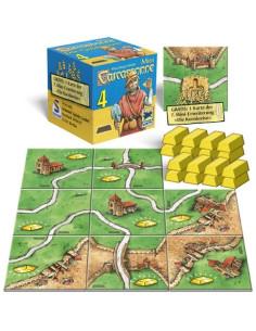 Carcassonne Mini: Las Minas de Oro