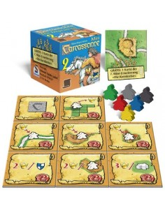 Carcassonne Mini: Despachos