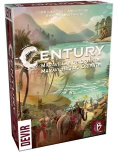 Century: Maravillas de Oriente Caja