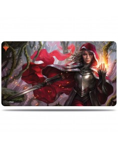 Imagén: Preventa Throne of Eldraine V1 Playmat for Magic: The Gathering