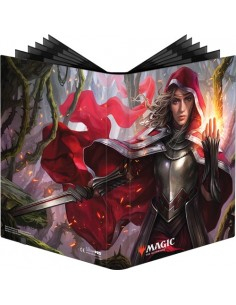 Imagén: Ultra PRO Throne of Eldraine PRO-Binder for Magic: The Gathering