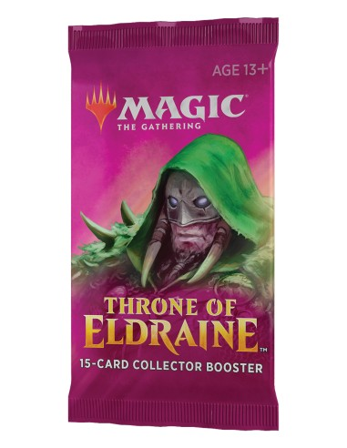 Throne of Eldraine Collector Booster