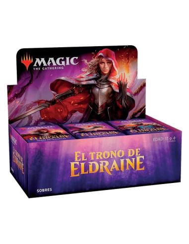 Caja de sobres de El Trono de Eldraine