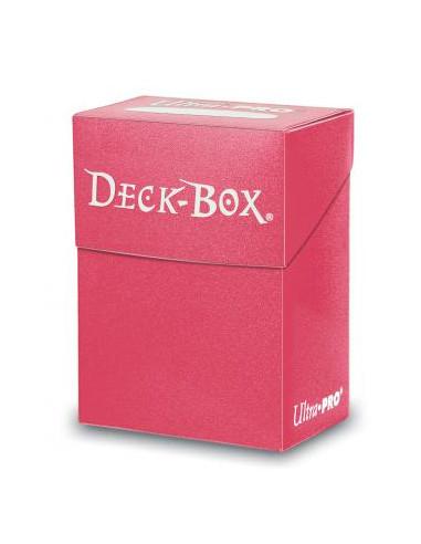 Solid Deck Box Fucsia