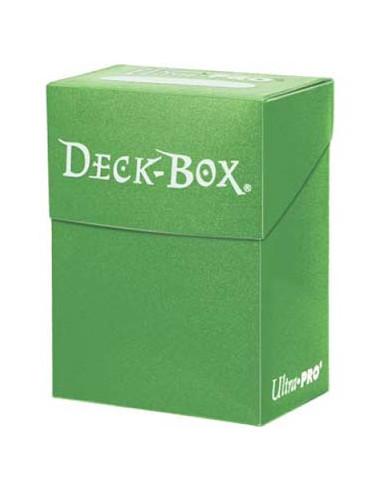 Solid Deck Box Verde Claro