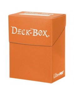 Solid Deck Box Naranja