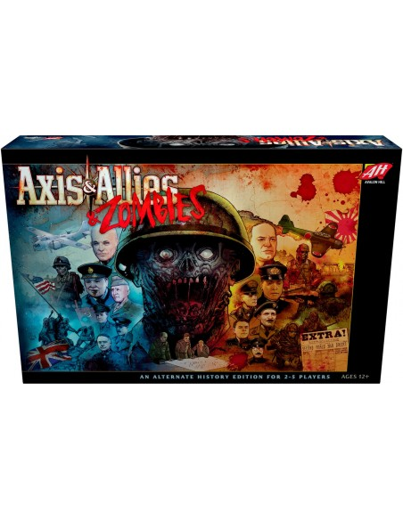 Axis & Allies & Zombies - Magicsur Chile