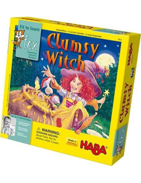 Clumsy Witch - Caja