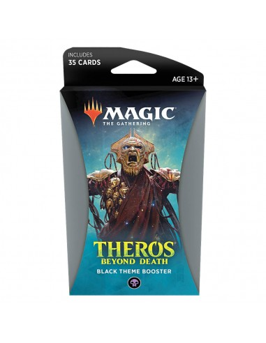 Black Theme Booster -  Theros Beyond Death