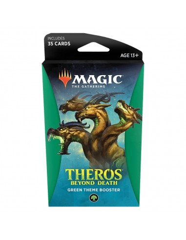 Green Theme Booster -  Theros Beyond Death