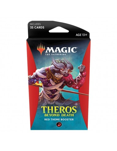 Red Theme Booster -  Theros Beyond Death