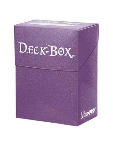 Solid Deck Box Purpura