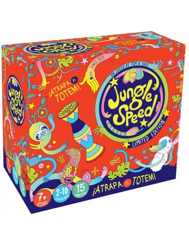 Jungle Speed: Limited Edition - caja