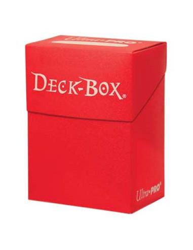 Solid Deck Box Roja