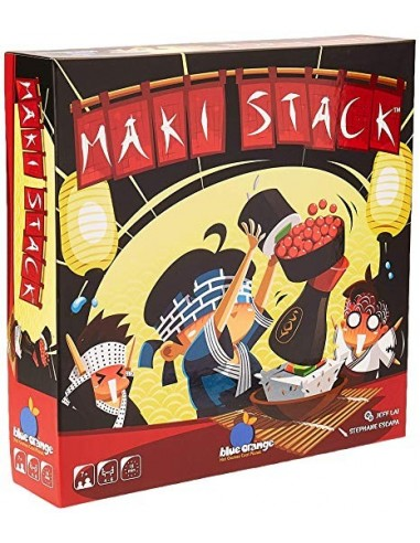 Maki stack - caja