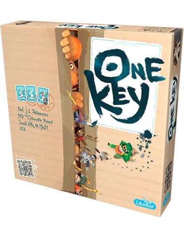 One Key - caja