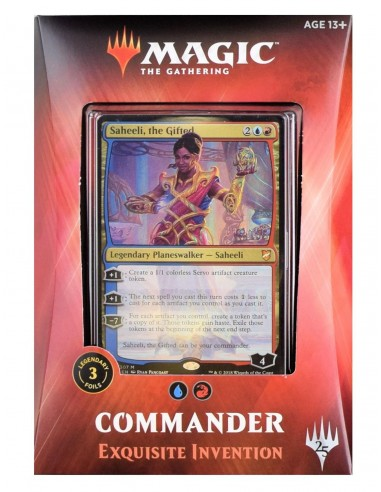 MTG Commander 2018: Exquisite Invention