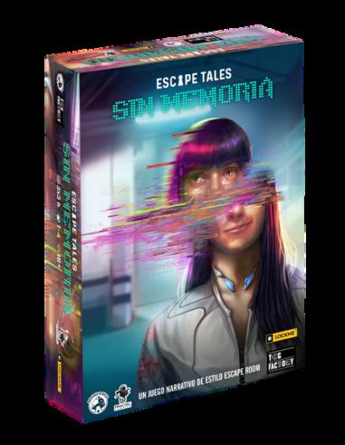 Escape Tales: Sin Memoria