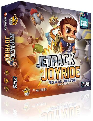 Jetpack Joyride: Escapa del Laboratorio