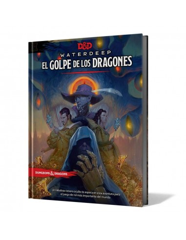 Dungeons & Dragons 5ta Edición:...
