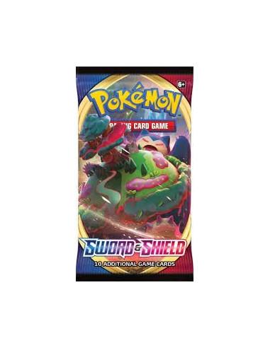 Pokémon TCG: Sword & Shield Booster Pack