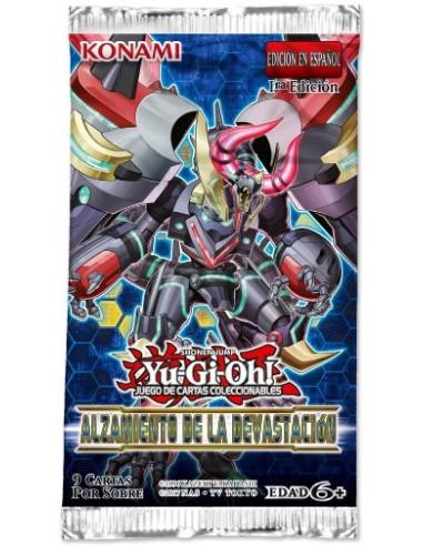 Yu-Gi-OH! Sobre de Alzamiento de la...