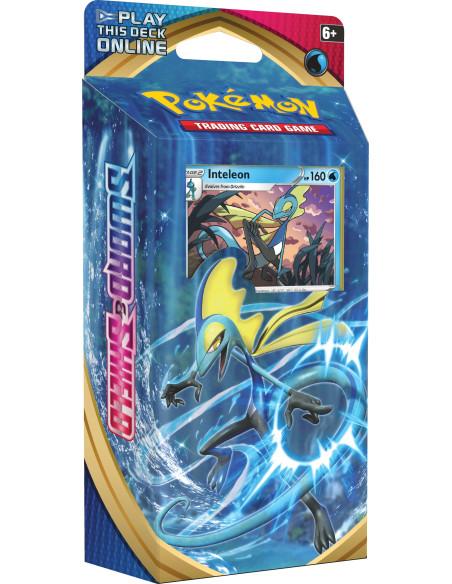 Pokémon TCG: Sword & Shield Inteleon Theme Deck