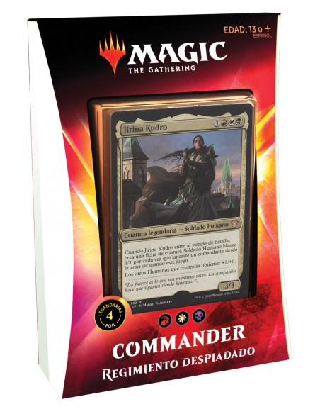 Commander 2020 Magic The Gathering Ikoria Mundo de Behemots