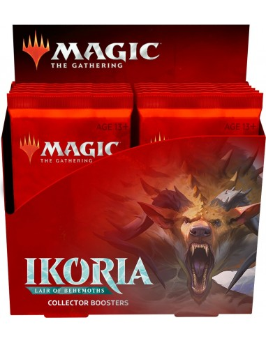 Collector Booster Box Ikoria