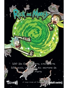 Rick and Morty: 100 días - caja