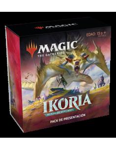 Paquete de presentación de Ikoria