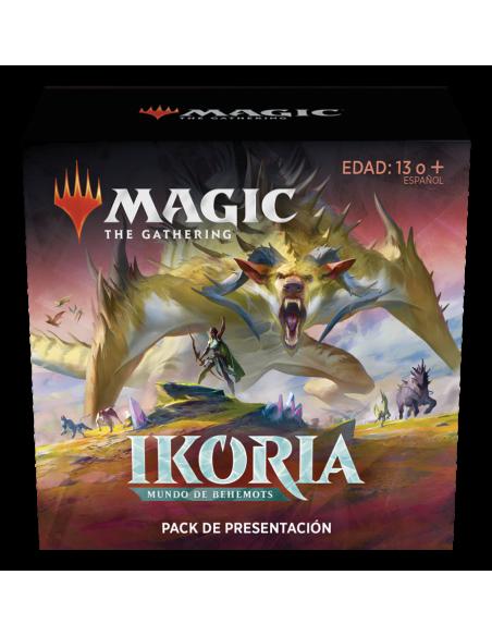Pack de Prerelease de Ikoria: Lair of Behemoths