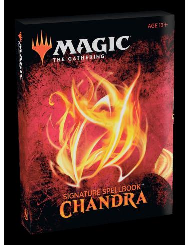 MTG: Signature Spellbook: Chandra